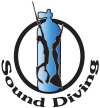 sound diving plymouth logo