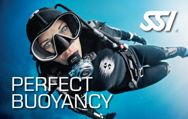 perfect buoyancy diving