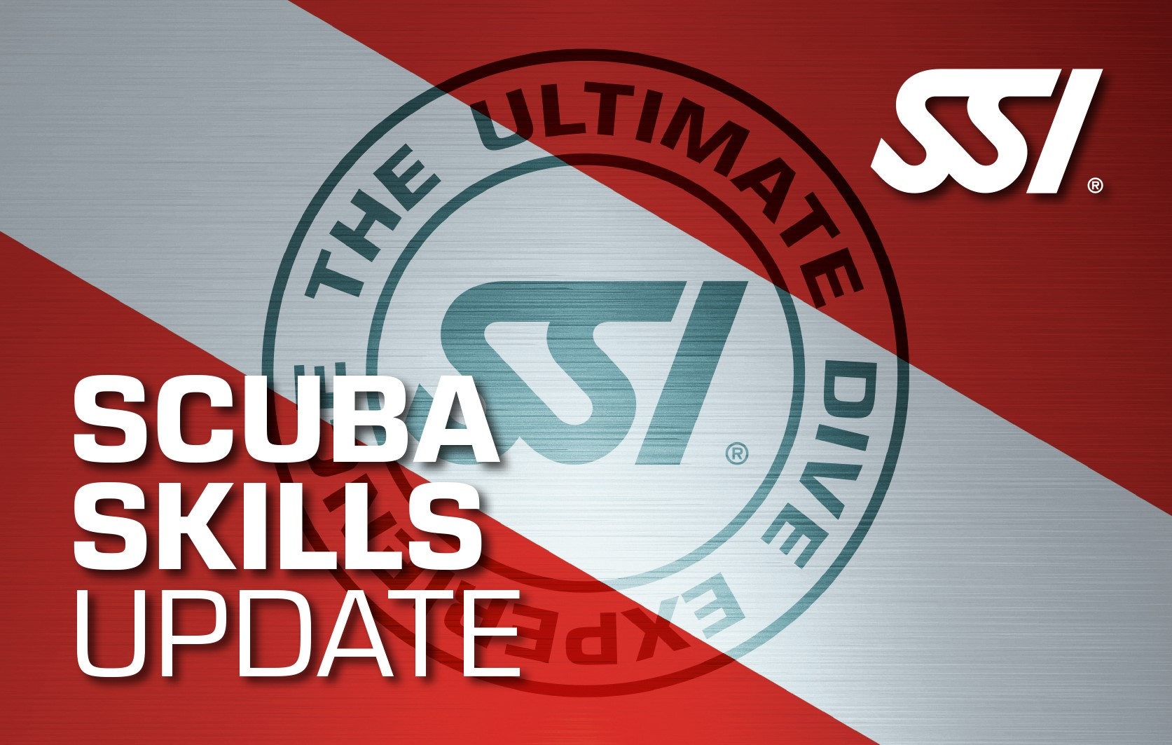 SSI Scuba Skills Update certification card