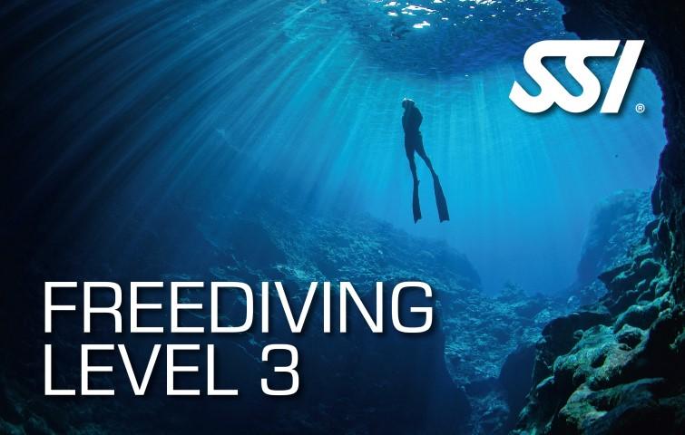 freediving level three