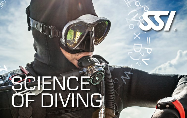 SSI Science of Diving certification card